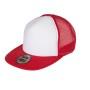 berretto-visiera-piatta-bicolor-bianco-rosso